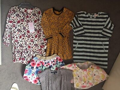 Bulk Girls Clothes 2-5 Seed Country Road Pumpkin Patch