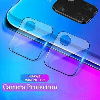 [ 2 Pack ] Huawei Mate 20 Pro Back Camera Lens Tempered Glass Screen Protector