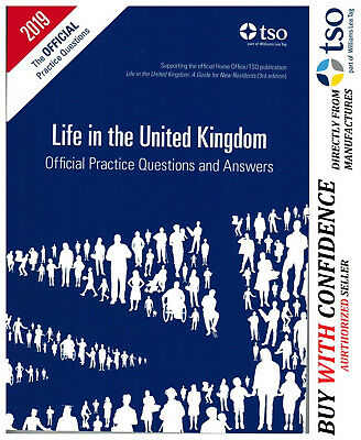 Life in the UK United Kingdom Official Practice Questions and Answers 2020*QA