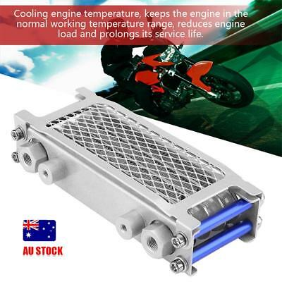 Oil Cooler Engine Oil Cooling Radiator System for Suzuki 125CC 150CC 200CC 65ml