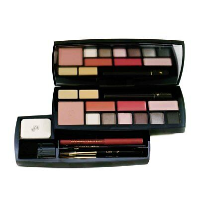 Lancome Make Up Palette Set For Eyes Lips Face Pink and Nude Damaged Box