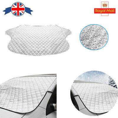 Car Windscreen Windshield Cover Front Glass Sun Shade Snow Frost Dust Protector