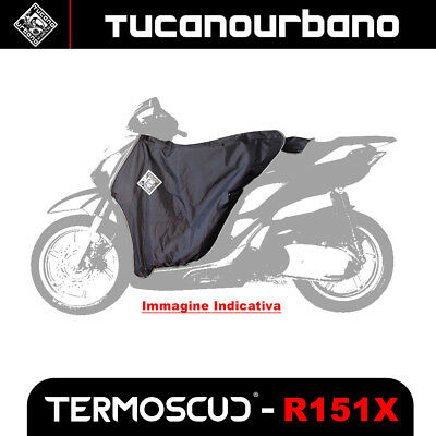 Couvre-Jambes / Termoscud [Tucano Urbano] - Mbk Ovetto 50 / 100 - Cod.r151X