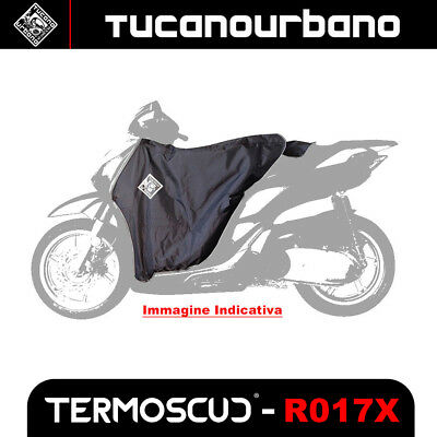 Couvre-Jambes / Termoscud [Tucano Urbano] - Mbk Thunder 125 / 150 - Cod.r017X