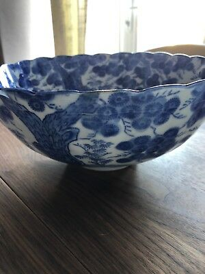 Chinese Blue Bowl