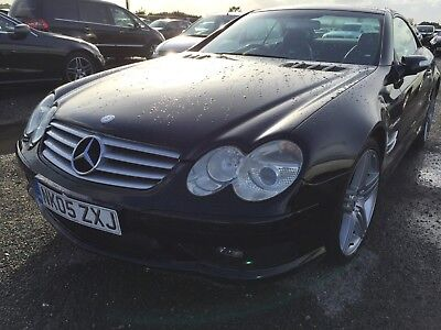 05 Mercedes-Benz Sl55 Amg Supercharged 506Bhp V8 **great Performance & Spec!!**