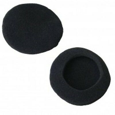 XP Replacement Earcup Foam Covers For XP WS1,WS2 & WS4 Headphones - DETECNICKS