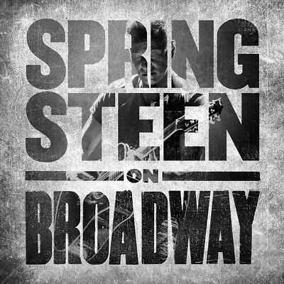 Springsteen On Broadway - Bruce Springsteen (Album) [CD]