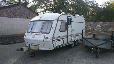 Abi sunstar 5 berth caravan
