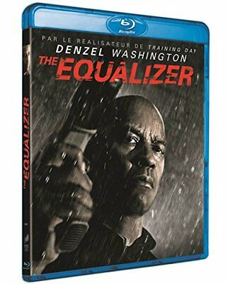 The Equalizer  Denzel Washington  Blu Ray Neuf Sous Cellophane