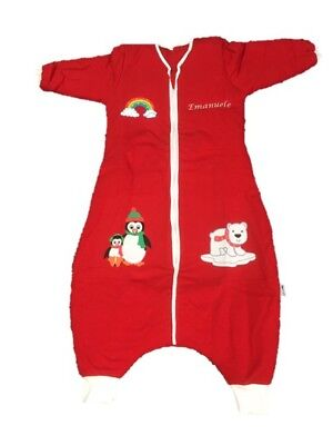 Sleeping Bag with feet and sleeves 3.5 tog Size 3-4 years