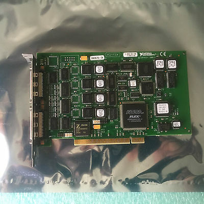 National Instruments PCI-7314 4-Axis Motor Controller 186357B-04