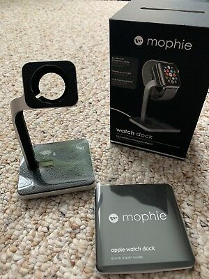 Mophie Charging Dock for Apple iWatch