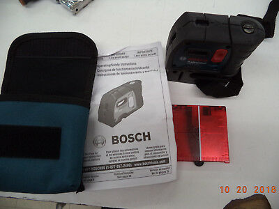 Bosch GPL5 5-Point Self-Leveling Alignment Laser