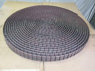 UNI Slat Top, Novonorm LF843-K200 Straight Plastic Conveyor Chain. (98 FT) T6611