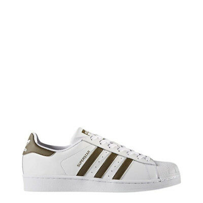 best website 1a074 e1ccc SCARPE Adidas Originals SUPERSTAR BIANCO WHITE SNEAKERS CP9757 UNISEX