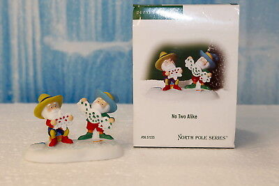 """Department 56 North Pole  """"No Two Alike"""""""