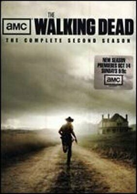 The Walking Dead: The Complete Second Season [4 Discs]: Used