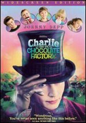 Charlie and the Chocolate Factory [WS] by Tim Burton: Used