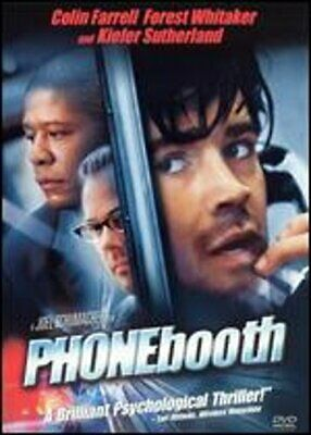Phone Booth by Joel Schumacher: Used
