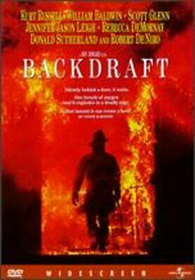 Backdraft by Ron Howard: Used