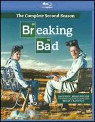 Breaking Bad: The Complete Second Season [3 Discs] [Blu-ray]: New