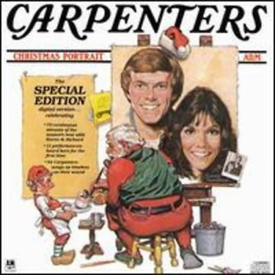 Christmas Portrait by Carpenters: New