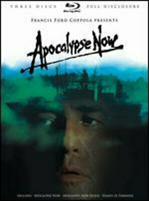 Apocalypse Now [Full Disclosure Edition] [Blu-ray] by Francis Ford Coppola: New