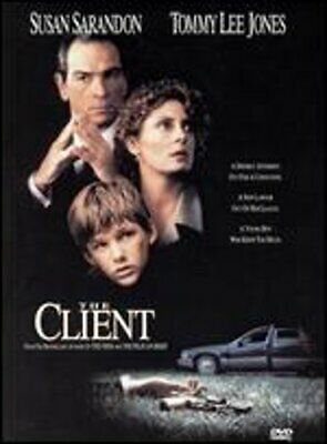 The Client by Joel Schumacher: Used