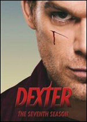 Dexter: The Complete Seventh Season [4 Discs]: Used