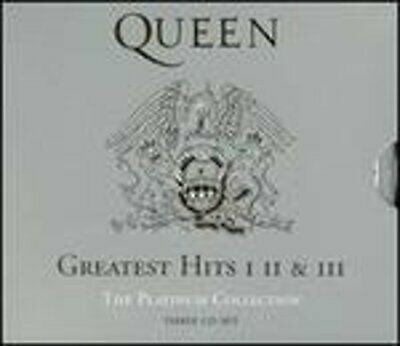 Greatest Hits: I II & III: The Platinum Collection by Queen: New