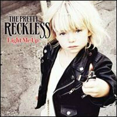 Light Me Up [Bonus Track] by The Pretty Reckless: New