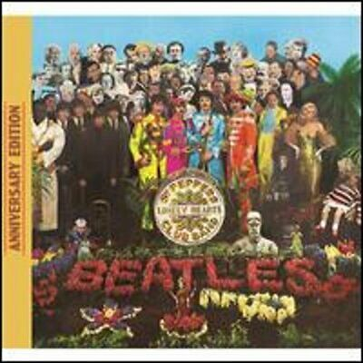 Sgt. Pepper's Lonely Hearts Club Band [50th Anniversary Edition] by The Beatles