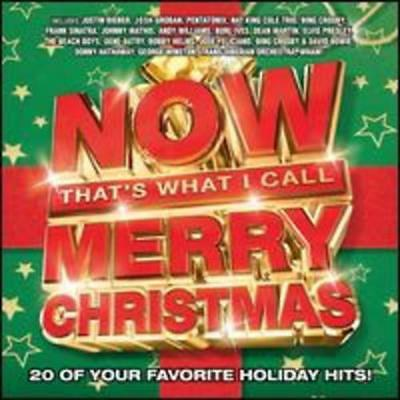 NOW That's What I Call Merry Christmas [2016] by Various Artists: New