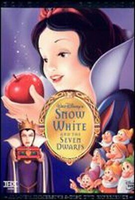 Snow White and the Seven Dwarfs [2 Discs] by Ben Sharpsteen: Used