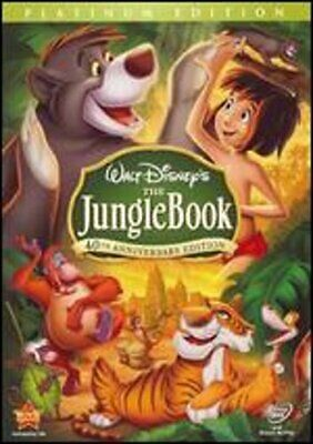 The Jungle Book [40th Anniversary Edition] [2 Disc Platinum Edition]: Used