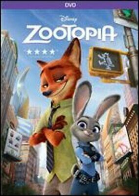 Zootopia by Byron Howard: Used