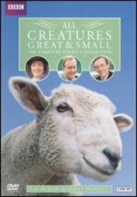 All Creatures Great & Small: The Complete Series 6 Collection [4 Discs]: New