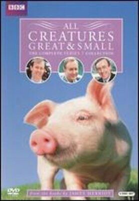 All Creatures Great & Small: The Complete Series 7 Collection [4 Discs]: New