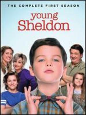 Young Sheldon: The Complete First Season: New