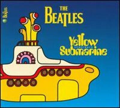 Yellow Submarine Songtrack by The Beatles: New
