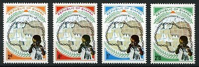 BIAFRA Nigeria 1969 MNH SET SECOND ANNIVERSARY OF INDEPENDENCE, CHILD