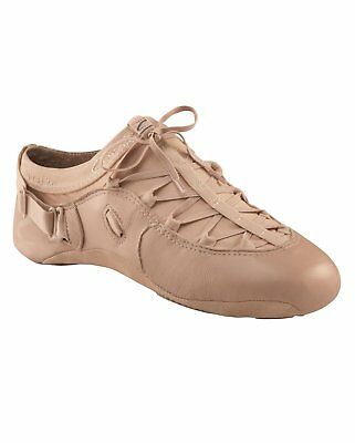NIB Capezio Fizzion Z11 Jazz/ Lyrical Shoe Nude