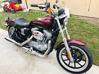 2014 Harley-Davidson Sportster  Harley sportster xl883 super low,2014 model,excellent condition,clean title