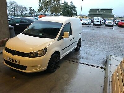 2011 VW CADDY 1.6 tdi