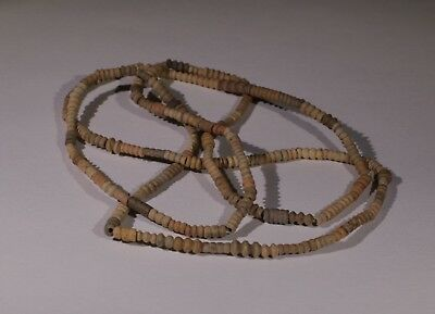 Ancient Egyptian Bead Necklace Circa 600Ad  - No Reserve!!! 0231