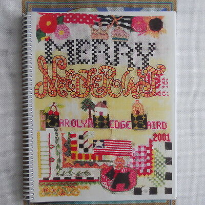 Carolyn Hedge Baird Merry Needlepoint reference book