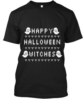 One-of-a-kind Happy Halloween Witches Hanes Tagless Hanes Tagless Tee T-Shirt