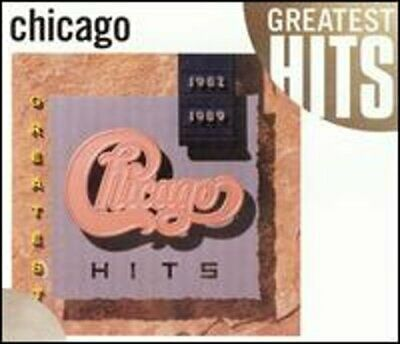 Greatest Hits 1982-1989 by Chicago: Used