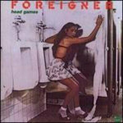 Head Games [Bonus Track] by Foreigner: New